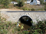 Badger Creek culvert replacement